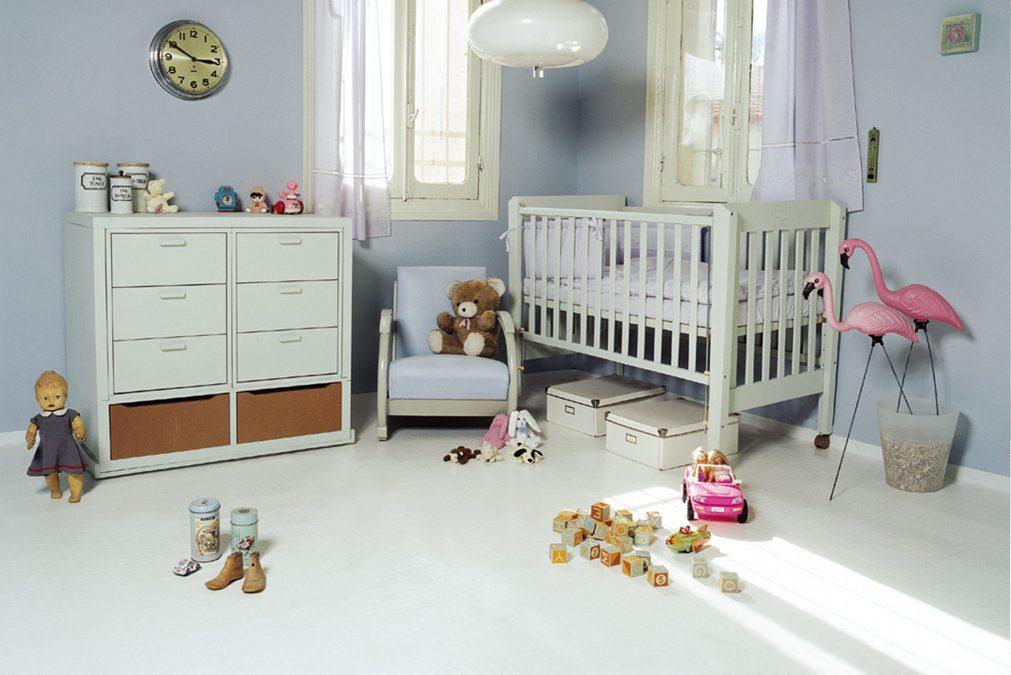 עיצוב פנים והום סטיילינג לחדרי תינוקות