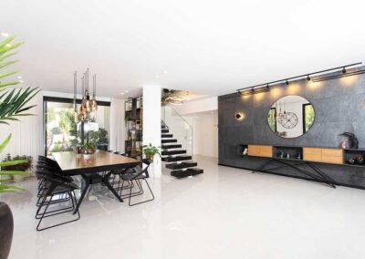 כניסה לעיצוב בית פרטי