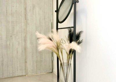 צביעת בטון עיצוב בית פרטי