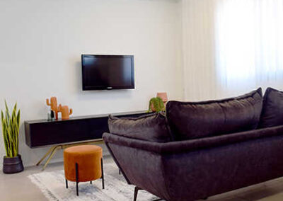 עיצוב חלל לדירה קטנה
